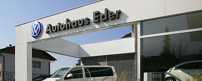 Autohaus. Ing. Ernst Eder GmbH, Ihr Spezialist für VW, AudiGebrauchtwagen im Salzkammergut. Fachwerkstatte mit optimalem Service