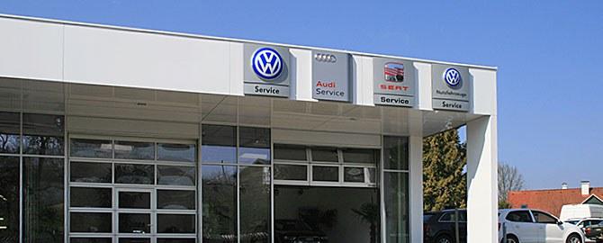 Autohaus Eder / Weyregg am Attersee